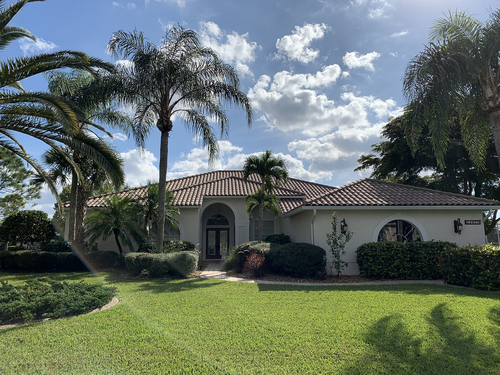 Clay Tile Roof Fort Myers Massey Roofing Construction
